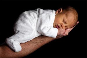 Einschlaftipps Baby